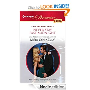 Never Stay Past Midnight (Harlequin Presents Extra)