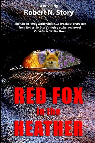 Book: Red Fox in the Heather by Robert N. Story