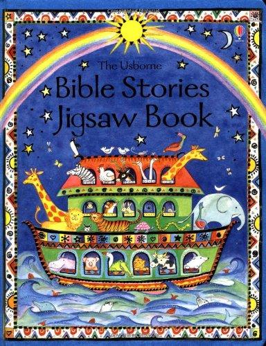 Usborne Bible Stories Jigsaw Book (Usborne Jigsaw Books)