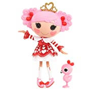 Lalaloopsy Doll- Queenie Red Heart
