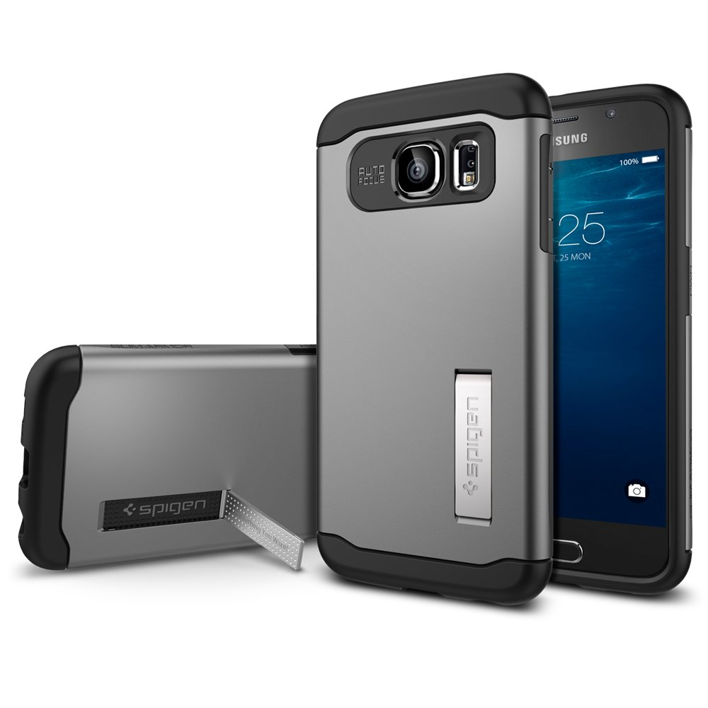 Galaxy S6 Edge Case, Spigen