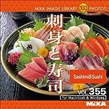 MIXA IMAGE LIBRARY Vol.355 刺身と寿司
