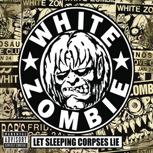 White Zombie - Let Sleeping Corpses Lie [4 Cd + 1 Dvd Combo] - Zortam Music