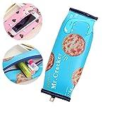 YJYdada Cute Cartoon Stationery Pencil Pen Case Cosmetic Makeup Bag Zipper Pouch Case