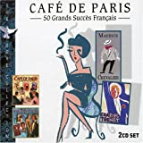 Various Artists Cafe De Paris - 50 Grands Succes Francais