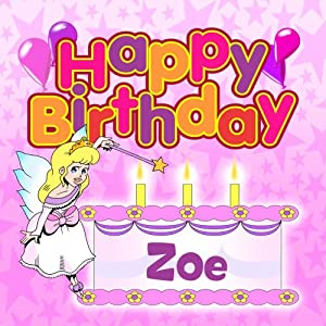 happy birthday zoe by various music. Black Bedroom Furniture Sets. Home Design Ideas