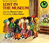 LOST IN THE MUSEUM (0440410959) by Cohen, Miriam