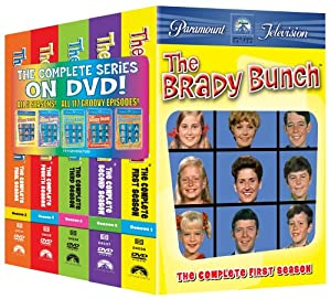 The Brady Bunch - Complete Series Pack (Seasons 1-5) from Paramount