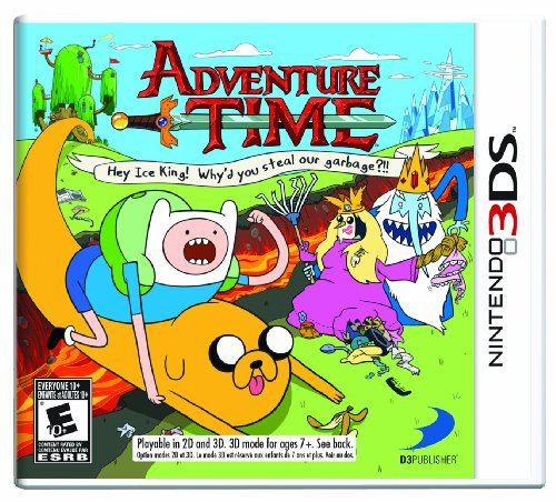 adventure-time-hey-ice-king-whyd-you-steal-our-garbage-nintendo-3ds