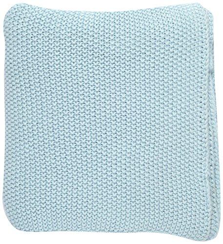 "DARZZI Mini Moss Baby Blanket, Blue, 35""x45"""