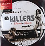 Disco de The Killers - Sam's Town (Picture Disc) [Vinyl] (Anverso)