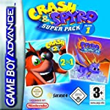 Crash and Spyro Super Pack Volume 1: Crash N-Tranced/Spyro: Season of Ice (GBA)