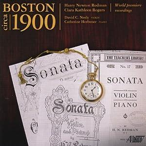 Boston Circa 1900