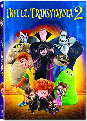 Hotel Transylvania 2 (DVD + UltraViolet)