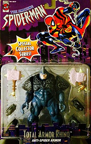 The Amazing Spider-man Special Collector Series: Total Armor Rhino - 1