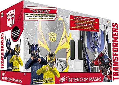 Transformers - Intercomunicador máscaras (IMC Toys 387058)