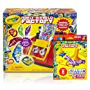 Crayola Melt 'N Mold Factory and Color Spinnerz Expansion Pack