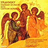 Stravinsky: Mass & Symphony of Psalms City of London Sinfonia