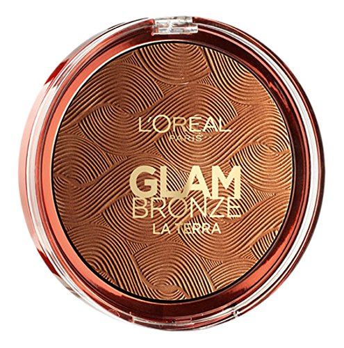 L'Oréal Make Up Designer Paris Glam Bronze Maxi Terra, 03 Amalfi