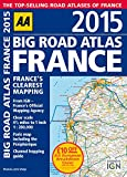 img - for 2015 Big Road Atlas France: France's Clearest Mapping book / textbook / text book