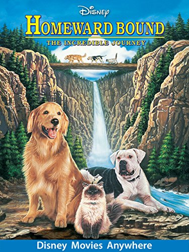 Homeward Bound: The Incredible Journey (Amazon Prime Movie Bound compare prices)