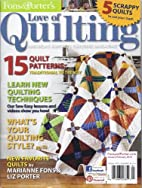 Love of Quilting Magazine Issue 103 (Jan/…