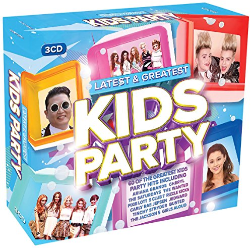 VA-Latest And Greatest Kids Party-3CD-FLAC-2014-NBFLAC