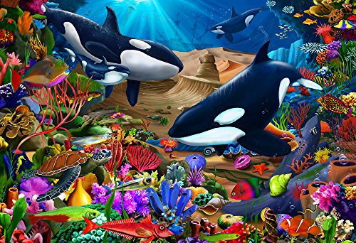 Wondrous-Ocean-Kids-Jigsaw-Puzzle-100-Piece