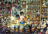 1000ピース ミッキーのおもちゃ工房 D-1000-188