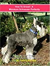 How to Groom a Miniature Schnauzer Perfectly: A Step By Step Instruction Guide for Beginners