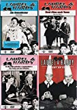 Laurel & Hardy - Collection 6: Als Salontiroler / Zwei ritten nach Texas / In die Falle gelockt / Best of 3 (4 DVDs)