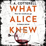 What Alice Knew | TA Cotterell