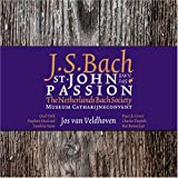 Bach: St. John Passion, BWV 245 [Hybrid SACD]