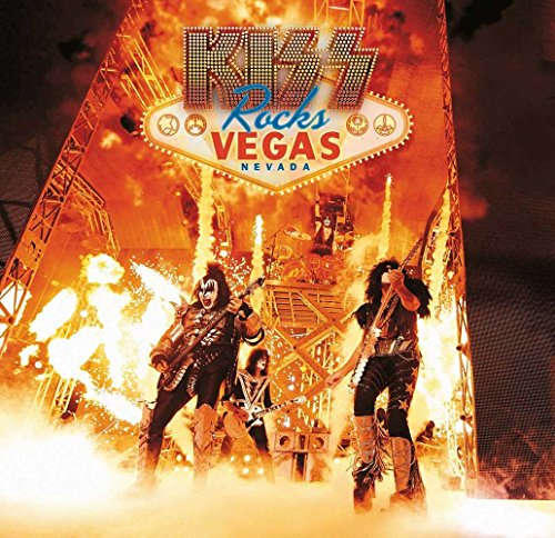 Kiss: Rocks Vegas (2 LP + 1 DVD)