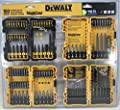 Dewalt - Dwa24case2 - 100 Pc Impact Screwdriver Drill Bit Set