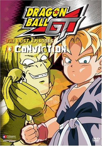 Dragon Ball Gt 4: Lost Episodes - Conviction [Reino Unido] [DVD]