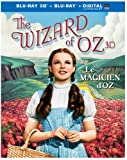 Wizard of Oz: 75th Anniversary Edition [Blu-ray 3D + Blu-ray + UltraViolet] (Bilingual)