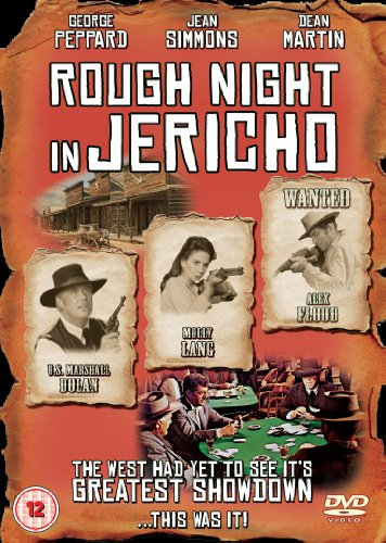 Rough Night In Jericho [DVD] [1967]