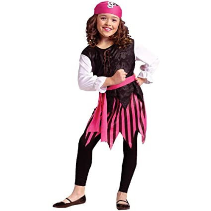 Caribbean Pirate Costumes for Girls