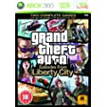 Grand Theft Auto: Episodes from Liberty City (Xbox 360) [Importaci�n inglesa]