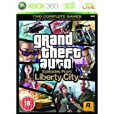 Grand Theft Auto: Episodes from Liberty City (Xbox 360)by Take 2 Interactive
