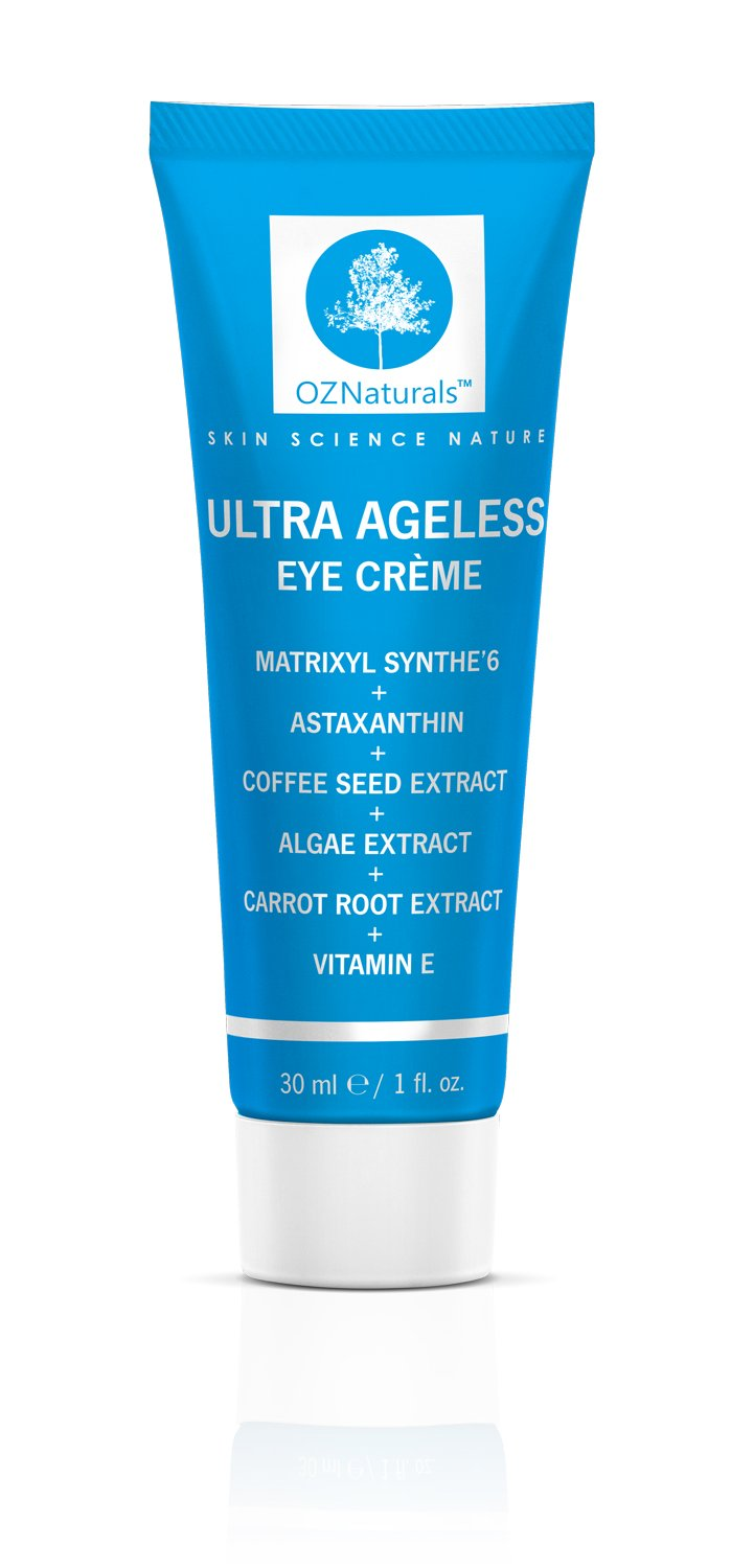 Oz Naturals Eye Cream for Dark Circles, 1.4 Ounce