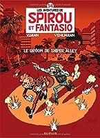 Spirou et Fantasio - tome 54 - Le groom de Sniper Alley