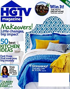 HGTV Magazine (1-year) from Hearst Magazines