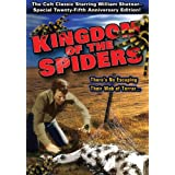 Kingdom Of The Spiders ~ William Shatner