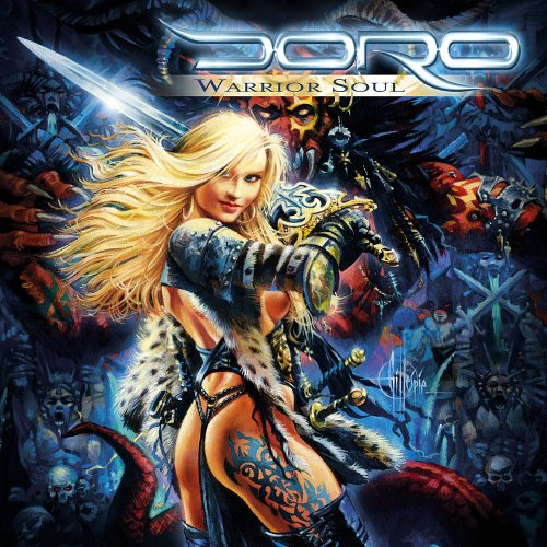 Doro - All We Are (The Fight) EP - Zortam Music
