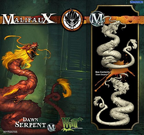Wyrd Miniatures 20705 Ten Thunders Dawn Serpent WYR20705