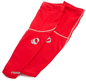 Pearl iZUMi Thermal Arm Warmer,True Red,Large
