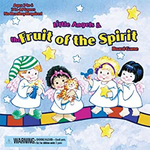 Little Angels & the Fruit of the Spirit Board Game