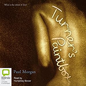 Turner's Paintbox Audiobook